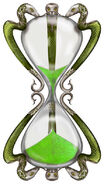 MinaLima Store - Horace Slughorn's Hourglass