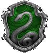 Blason Serpentard