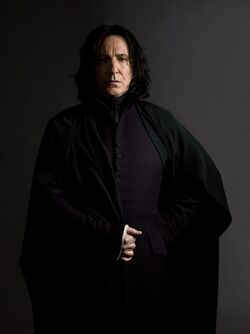 HBPf-Promo UpperBody SeverusSnape