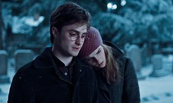 Harry og Hermine i Gudriksdal