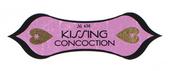 Kissing Concoction Label
