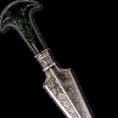Нож Беллатрисы Лестрейндж