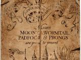 Mapa Huncwotów