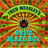 MinaLima Store - Fred Weasley's Basic Blaze Box