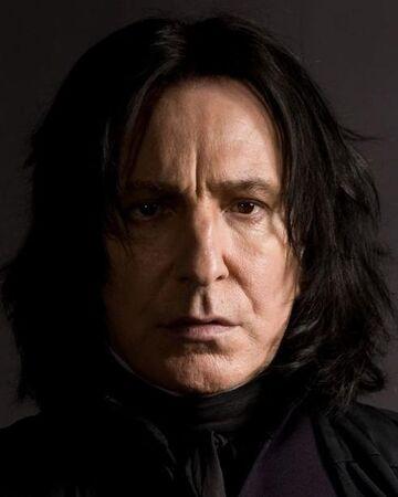 Severus Snape Harry Potter Wiki Fandom