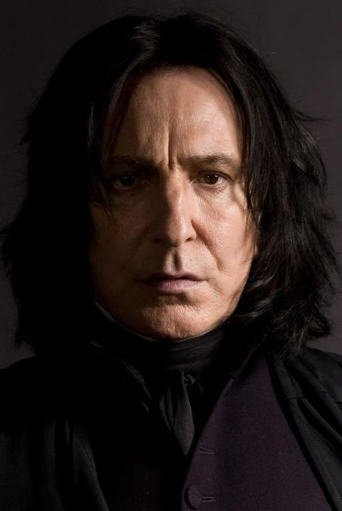 Harry Potter Severus Snape