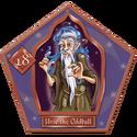 Uric The Oddball-18-chocFrogCard