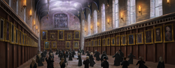 B6C18M1 Apparition lessons in the Great Hall