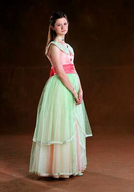 Bonnie Wright as Ginny Weasley (GoF-promo-01)