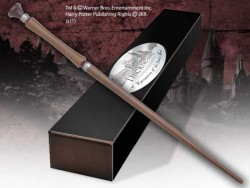 Pius Thicknesse's wand