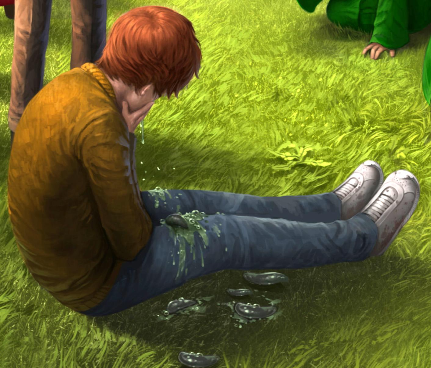 Slug-vomiting Charm | Harry Potter Wiki | FANDOM powered by