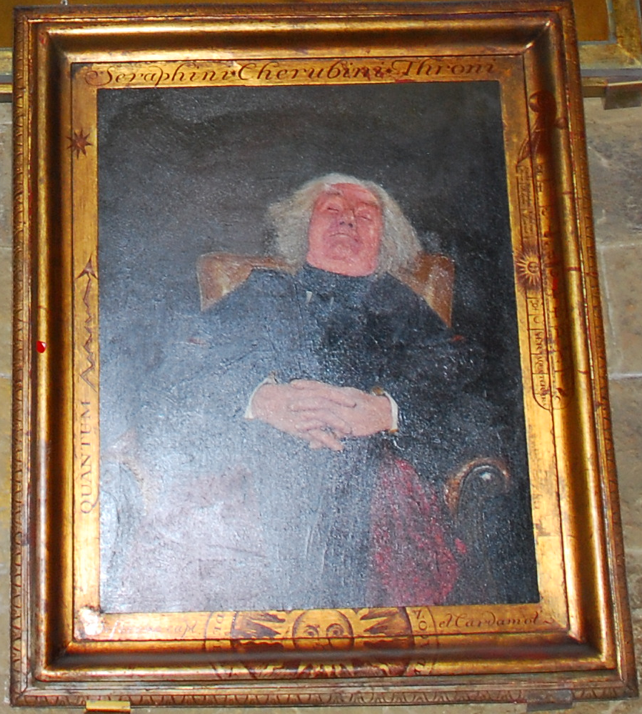 Image - Unidentified Resting Headmaster with frame.png   Harry ...