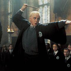 Драко против Гарри