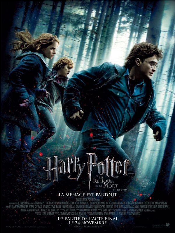 Harry Potter Et Les Reliques De La Mort 1ere Partie Wiki