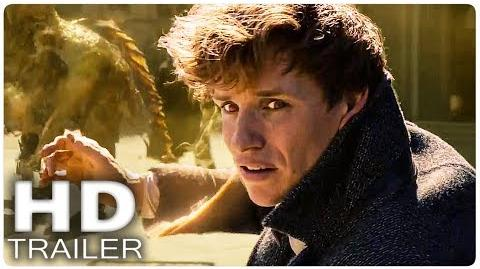 FANTASTIC BEASTS 2 Final Trailer (2018)