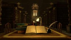 Galtvort bibliotek