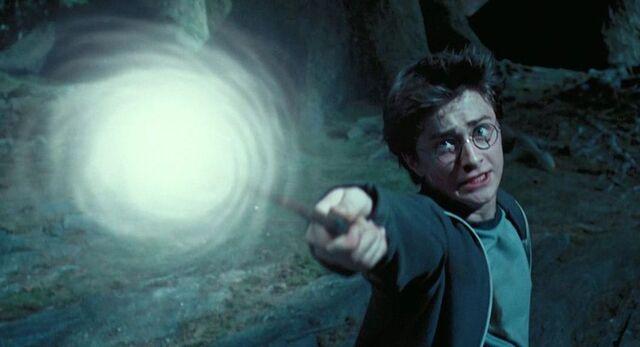 File:Harry casts Patronus at thirteen.jpg