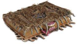 Prop Monster Book of Monsters