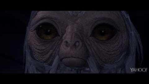 Demiguise (Deleted Scene)