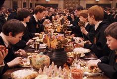 Halloween Feast Food