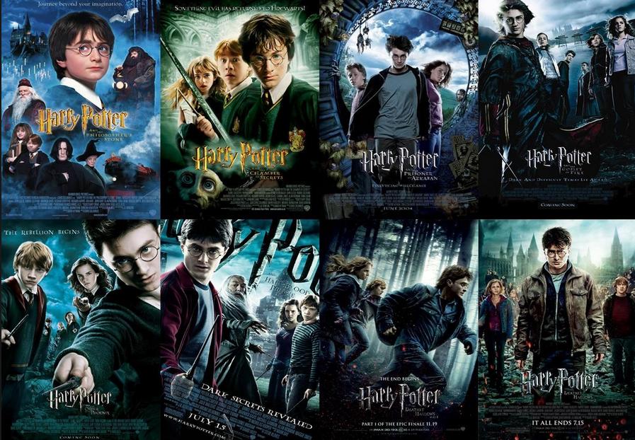 Harry Potter Elokuvasarja
