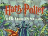 Harry Potter und die Kammer des Schreckens (Buch)
