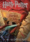 Harry Potter and the Chamber of Secrets (US cover)