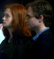 Harry en Ginny in 2017
