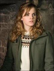 Hermione dans Harry Potter 5