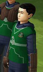 Unidentified Chaser Quidditch Season 2