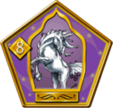 Chocolate Frog Card – Unicorn