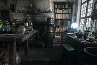 Flamel House interior 1