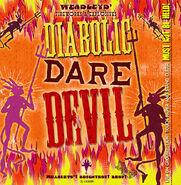 MinaLima Store - Diabolic Dare Devil from Weasleys' Wizard Wheezes
