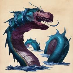 Sea Serpent - FBcases