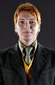 Fred Weasley promo Deathly Hallows Part 1