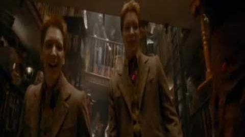 Fred and George Weasley's Wizard Wheezes