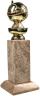 Golden Globe Awards Trophy