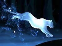 Leopardess Patronus