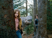 POA HQ still Hermione Buckbeak Harry