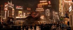 Times Square Fantastic Beasts CC Trailer WM