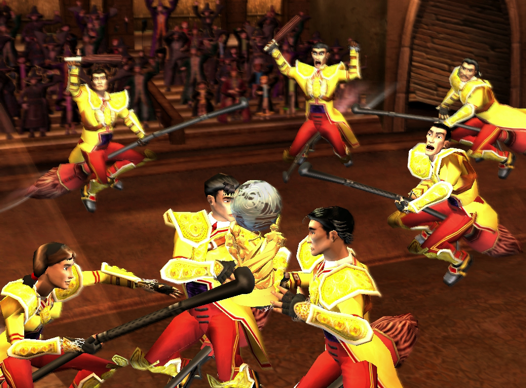 Quipe nationale de quidditch d 39 espagne wiki harry - Harry potter coupe du monde de quidditch ...