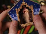 Albus Dumbledore (Schokofrosch-Karte)