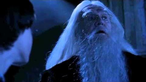 Harry Potter - Mirror of Erised Scene 2 HQ
