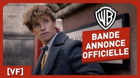 Les Animaux Fantastiques - Les Crimes de Grindelwald - Bande Annonce Officielle Comic-Con (VF)