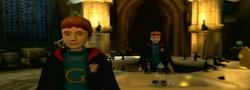 Boutique des jumeaux Weasley HP2 PS2