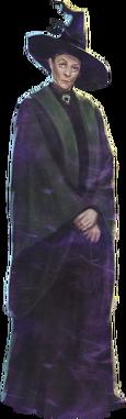Brilliant Minerva McGonagall WU