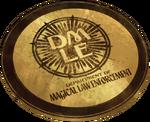 Department of Magical Law Enforcement Emblem WU