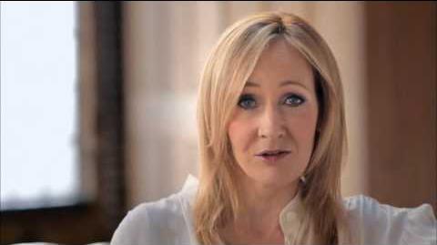 J. K. Rowling - Announces Pottermore (2011)