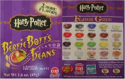 Image result for jelly belly bertie botts beans