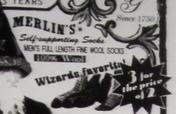 Merlin'sSelf-SupportingSocks